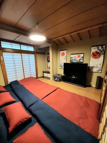 Japanese style residence near Skytree & Asakusa