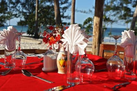 Uroa Mermaids Beach Bungalows - Zanzibar - Hotel butikowy