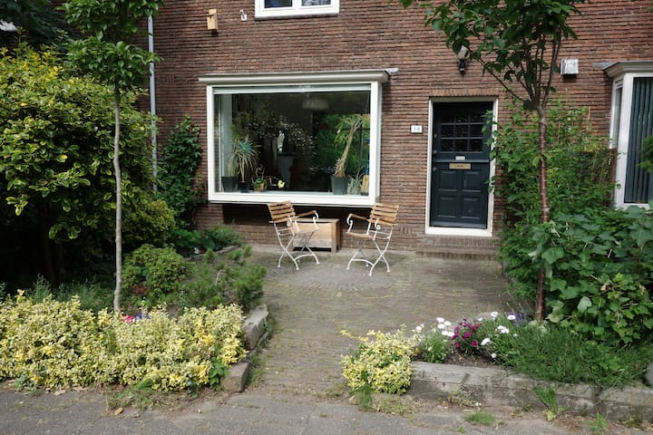 Familyhome near lively Amsterdam