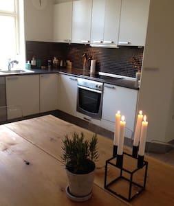 Cozy apartment in downtown Aarhus - Apartamento