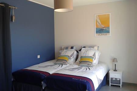 Echappée bauloise, 2 chambres/4pers - La Baule-Escoublac