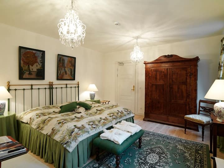 Edel Maries room at Broholm Castle