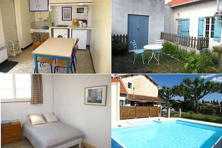 Appartement indépendant dans un mas - Saint-Andiol