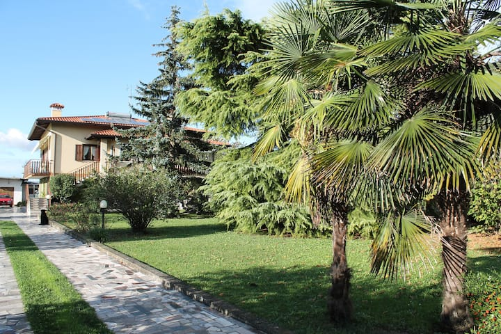 Casa Verde, relax e ospitalità