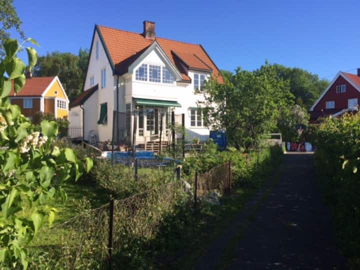 In the middle of Oslo - quiet family home