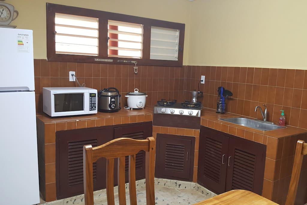 Cocina- comedor