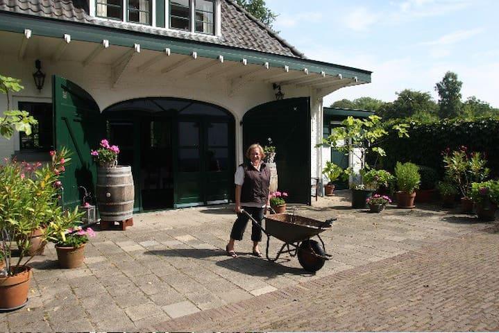 Landgoed 't Haveke-Remise in Eefde
