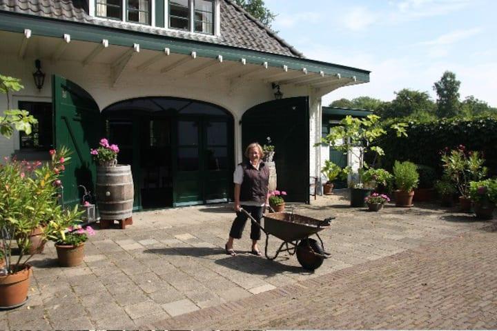 Landgoed 't Haveke-Remise in Eefde near Zutphen