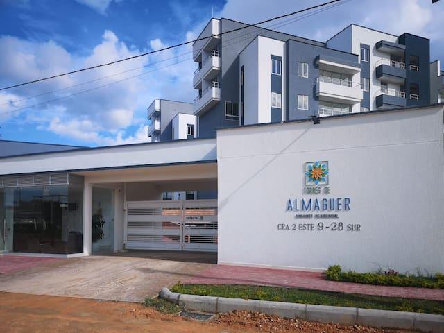 Apartamento para estrenar cerca a San Agustín
