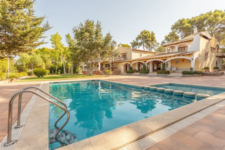 Ideal house for groups & family - Palma de Mallorca - Chalupa