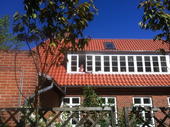 Spacious house in cosy Valby