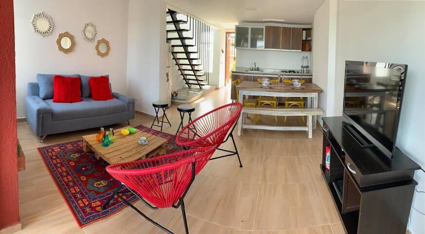 Villa de los Ángeles -Casa Campestre Calima Darién