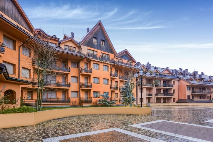 Cosy holiday home in Artogne close to ski area