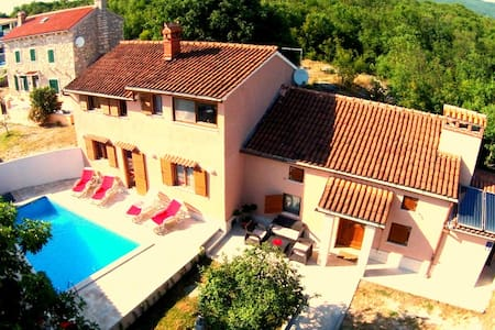 Palazzina Burjaki in peaceful&natural surroundings