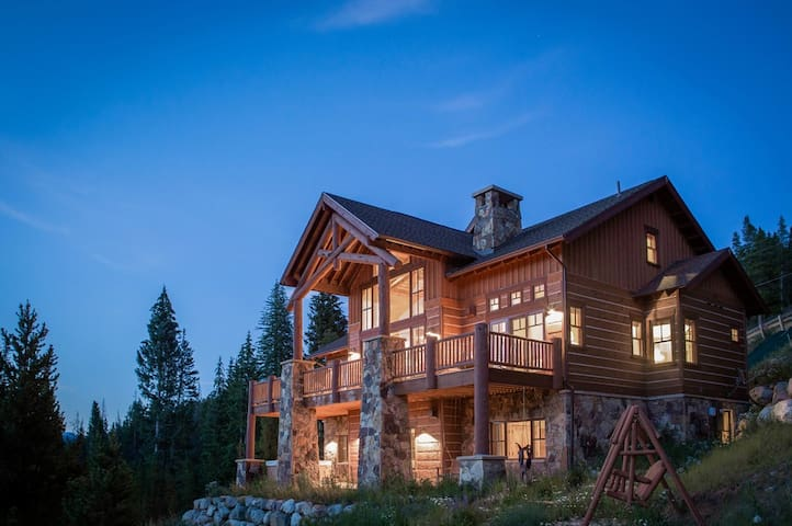 5B Home Amazing  Views and Hot Tub! - Breckenridge - House