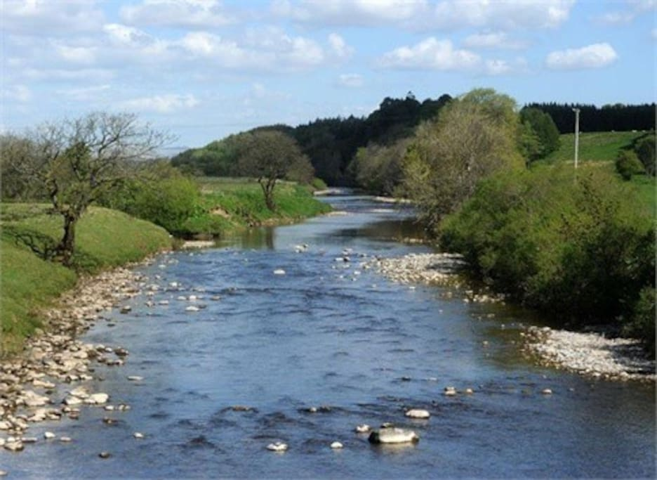 Private River