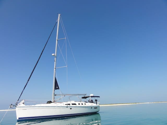 Luxe Yacht in the heart of paradise - St Petersburg - Boat