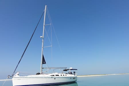 Luxe Yacht in the heart of paradise - St Petersburg - Boot