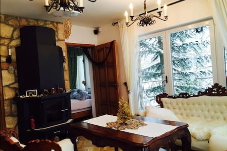 Luxury villa with private forest - Nagymaros - Hus