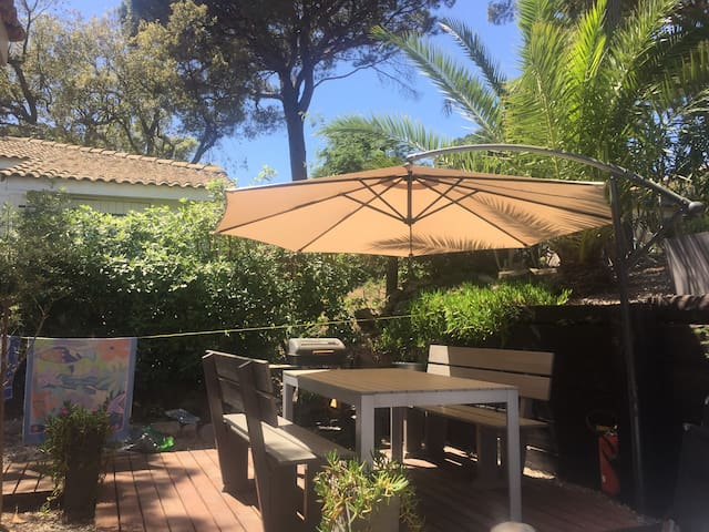 Vakantiewoning Gassin (St-Tropez) - Gassin - Chalé