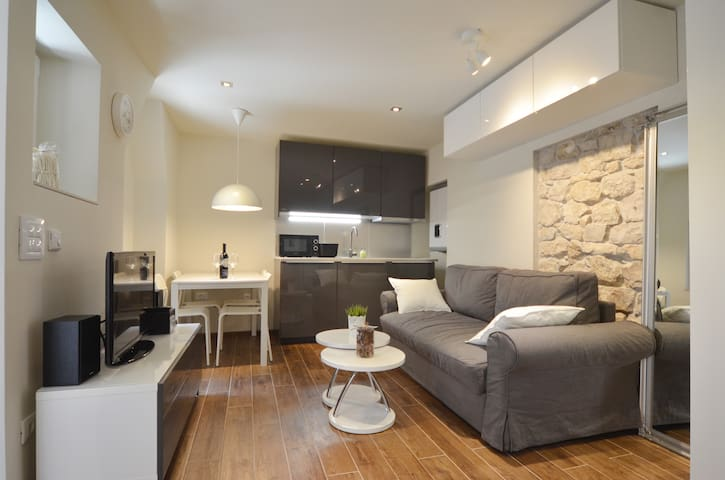 KUM I, unique apartment in Rovinj old town