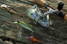 Tutti i tipi di pesca nei nostri torrenti