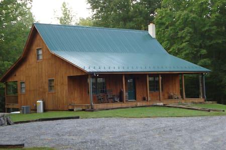 Mountain Cabin Paradise - Fieldale - Blockhütte