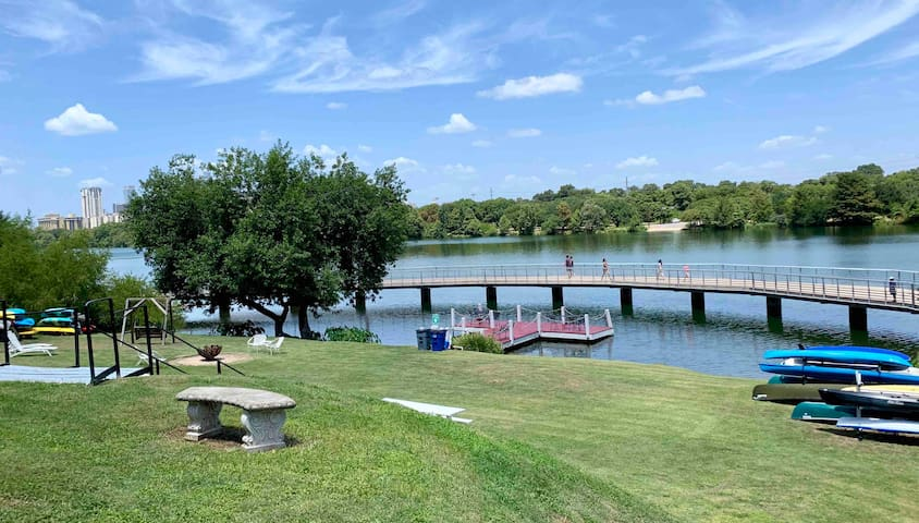 South Shore Condo on Lady Bird Lake