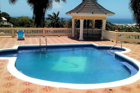 Large 1 Bedroom Apartment with Swimming Pool - Montego Bay - Ev