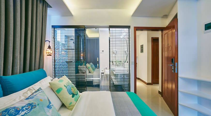 Island Beach House - Hulhumale  - Guesthouse