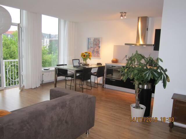 Modern apartment Great Eurosong festival Homebase