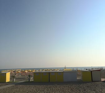Grazioso bilocale sul mare - Rivabella