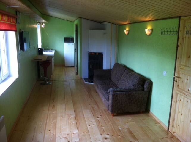 Little apartment in city centre - Viljandi - Departamento