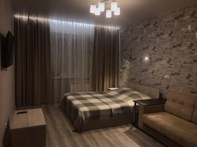 Уютные апартаменты в Ленинском районе