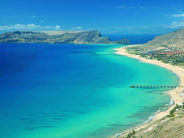 Porto Santo Ocean View