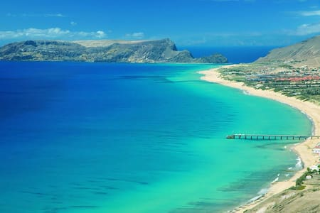 Porto Santo Ocean View - Vila Baleira