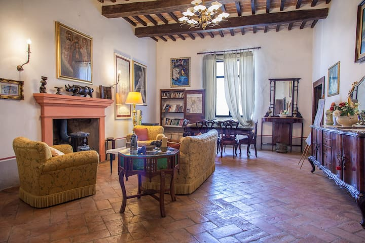 Rooms in Torre Nera - Monte Castello di Vibio