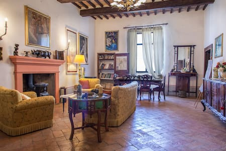 Rooms in Torre Nera - Monte Castello di Vibio - วิลล่า