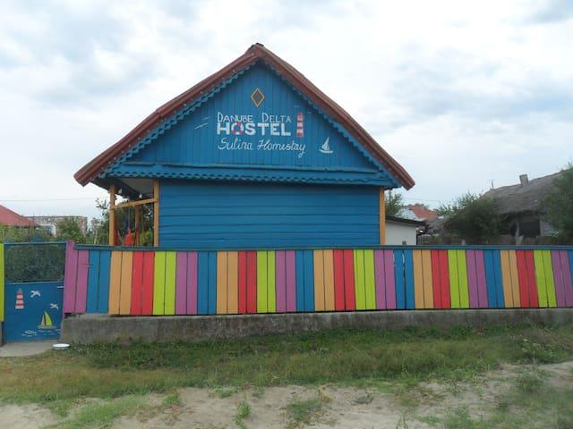 Danube Delta Hostel,Sulina Homestay