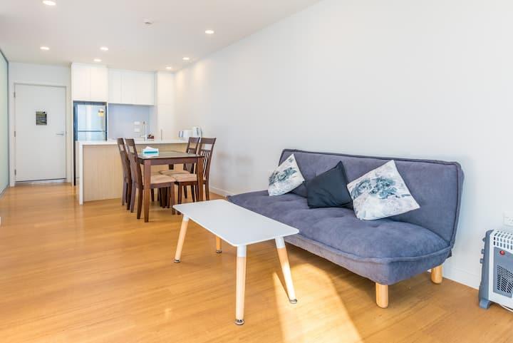 Q1 Comfy 2BRs Apartment on Queen St@City Center