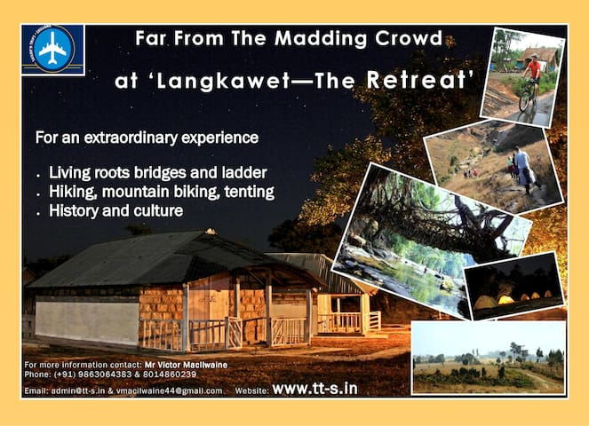 FAR FROM THE MADDING CROWD at Langkawet.