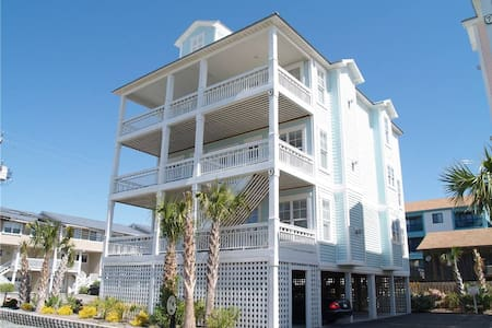 Clamshell Lane Villa - Carolina Beach