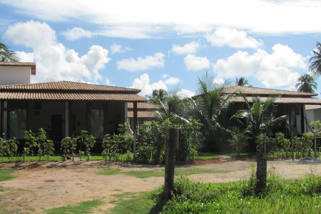 Vista das 2 Casas