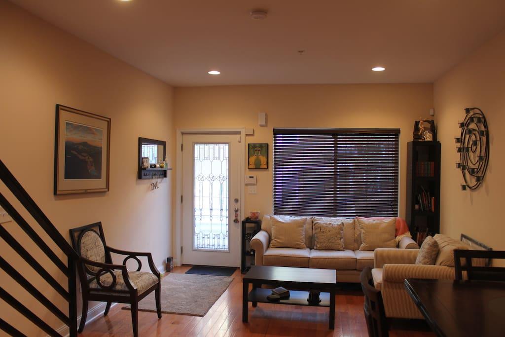 First floor sitting area