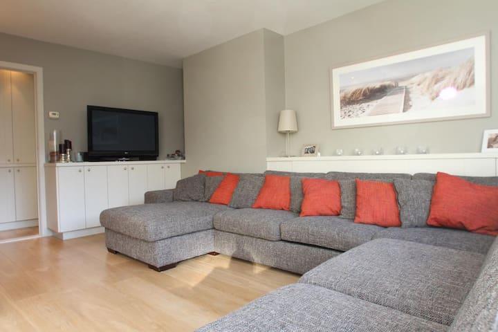 luxueus dakappartement - Knokke-Heist - Apto. en complejo residencial
