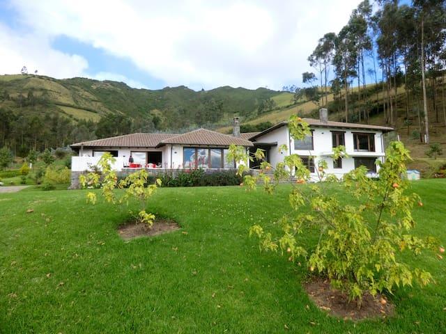Hacienda La Herradura, Quito - Кито - Дом
