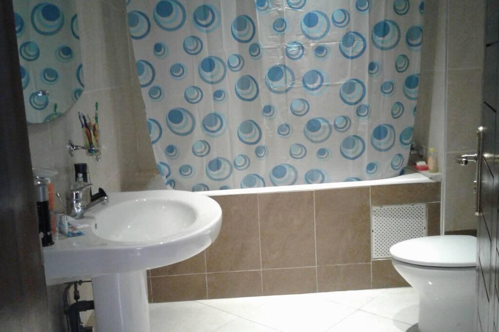 Salle de bain privèe