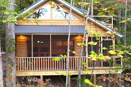 KY Breeze Treehouse ★  Private Land In RRG Forest