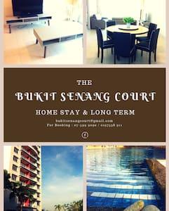 BUKIT SENANG COURT,SENAI JOHOR - Senai - Apartemen