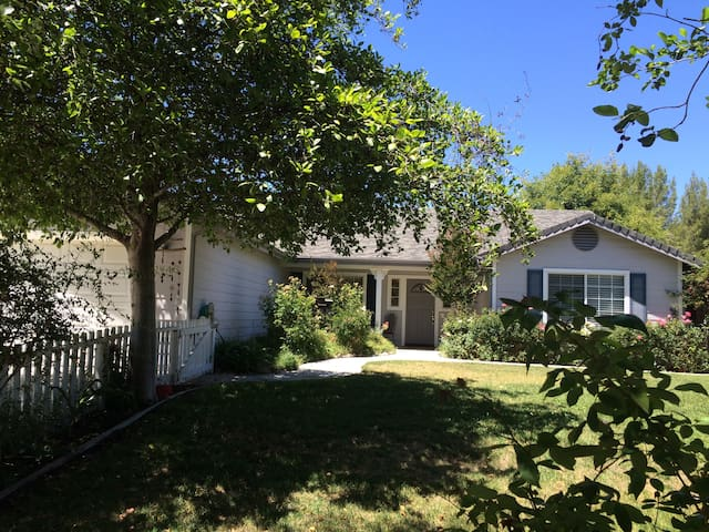 Charming Los Olivos Country Home - Los Olivos - House